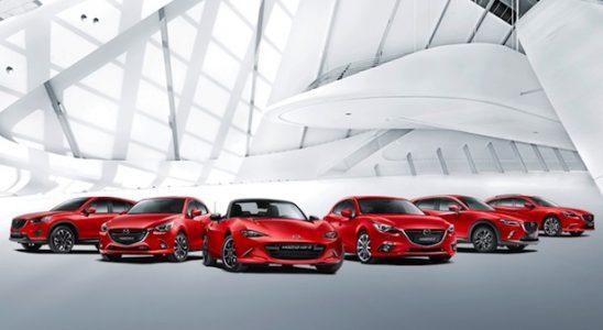 Mazda Modele