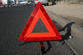 kolizja drogowa, miejsce wypadku