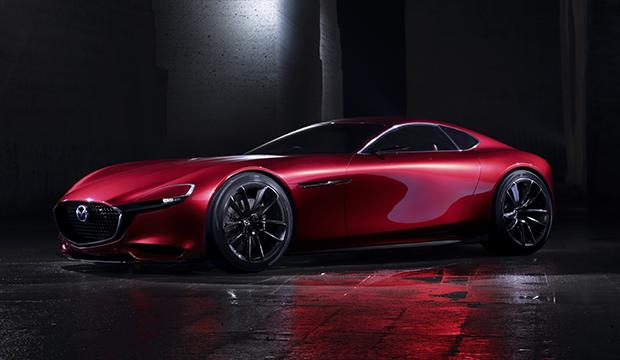 Mazda KODO Design, nowoczesne auto