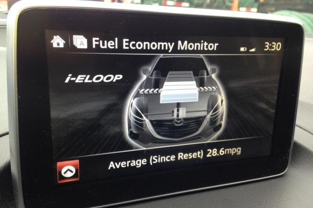 i-ELOOP, nowoczesne auto