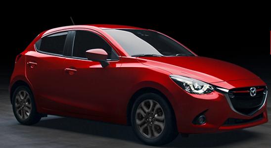 Mazda2. Model 2017 Anndora Kraków
