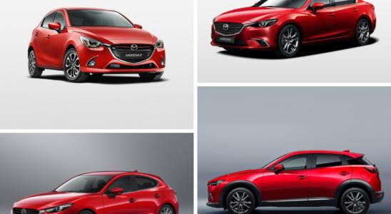 Salon samochodowy Mazda Klimczak