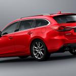 Styl i sportowe zacięcie. Mazda 6 w wersji kombi