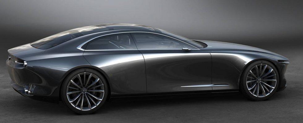Mazda Vision Coupe, samochód koncepcyjny Mazda
