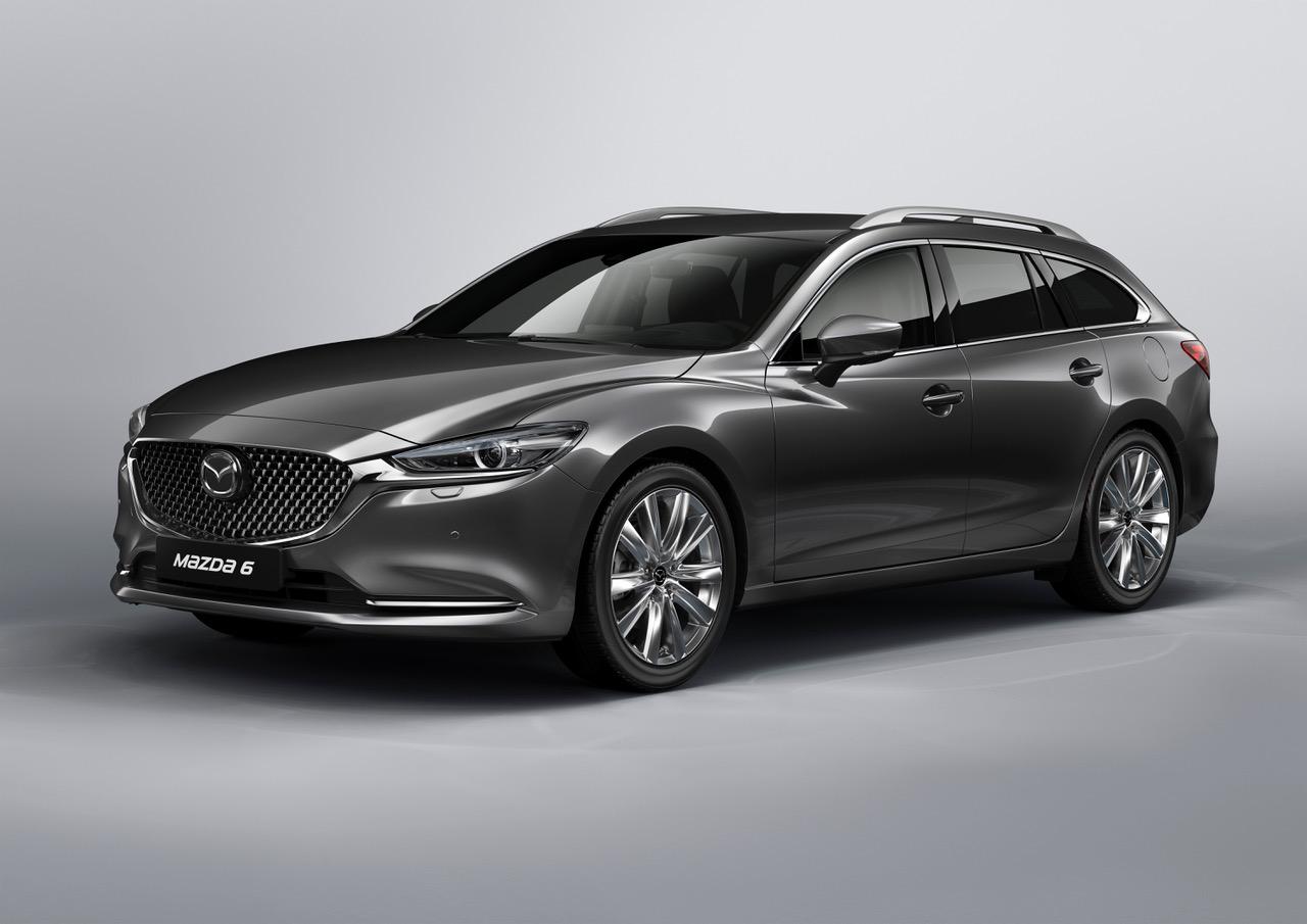 Nowa Mazda 6 Sport Kombi