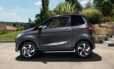 Samochód bez prawa jazdy, Aixam, mini car bez prawa jazdy