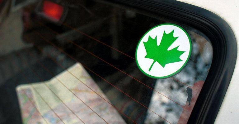 Zielony listek, prawo jazdy 2018