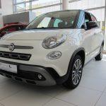 Fiat 500 Cross – wystarczy ruszyć w drogę!